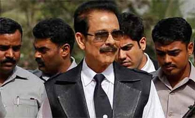 Sahara's Subrata Roy Back in Special Facility in Jail: Report