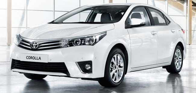 All New Toyota Corolla Altis Launched at Rs 11.99 lakh