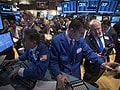 Wall Street Falls As Fed Holds Steady, Brexit Vote Looms