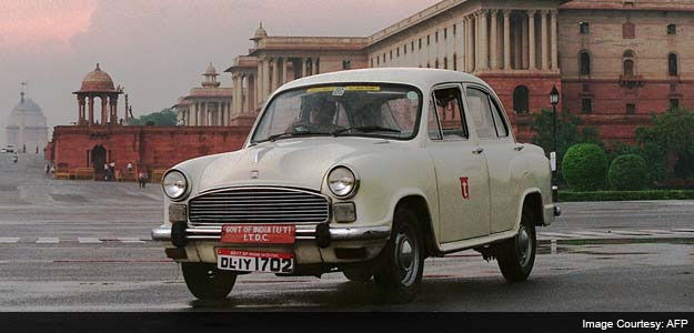 The Hindustan Ambassador's Journey