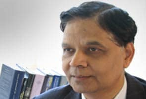 A file photo of Arvind Panagariya