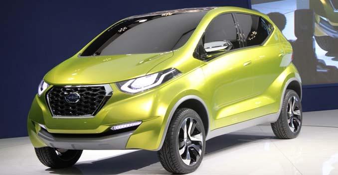 Datsun redi-GO Inspired Hatchback