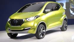Nissan to Launch An Affordable Datsun Small Car in 2016