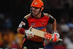 IPL 7  Dhavan Aur Vaarnar Ne Sunrisers Ko Dilaayi Bangalore Par Jeet