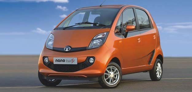 Tata Nano Launched in Bangladesh