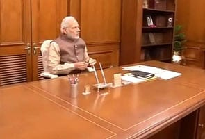 Loksabha Ke Pehle Satr Ki Taareekh Tay Karne Ke Liye Modi Mantrimandal Ki Baithak Aaj