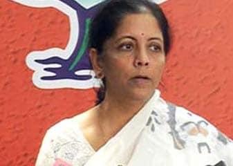 'Asatya Ke Saudaagar Hain Rahul Gandhi  Bhaajapa Neta Nirmala Seetaaraman