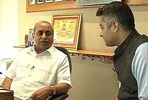 Party Chaahe To Gujarat Ka Mukhyamantri Banane Ko Taiyaar  Nitin Patel