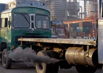 Delhi Duniya Ka Sabse Pradooshit Shahar  Dablyooechao