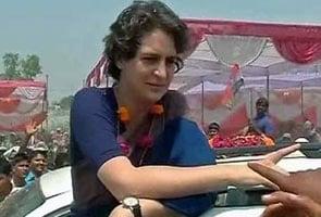 Priyanka Ne Amethi Mein Esapeeji Ko Apne Kaafile Se Alag Kiya, Prashaasan Halakaan