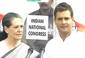 Congress Ke Sheersh Pad Se Isteefa De Sakti Hain Soniya Aur Rahul Gandhi  Sootr