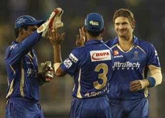 IPL-7  Nae Ghar Mein Rajasthan Royals Ki Pehli Haar