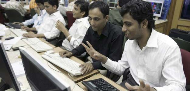 Sensex Surges Over 300 Points Amid Global Rally