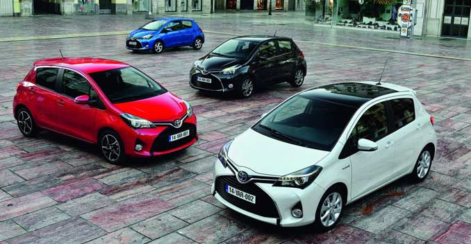 Would These Be Future Toyota Small Cars For India Ndtv
