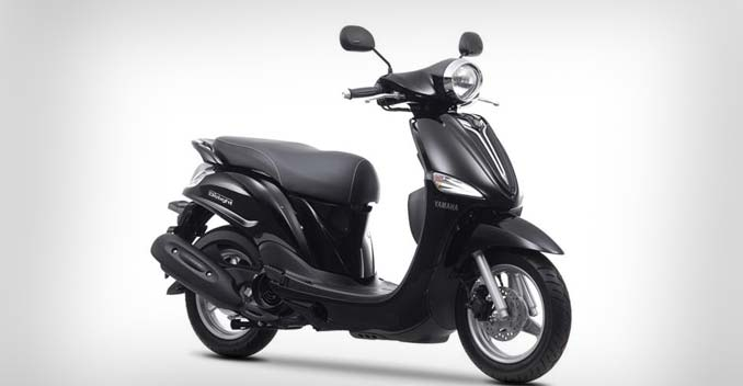 Yamaha to Launch D'elight Scooter in India?