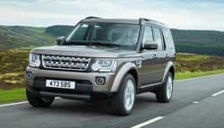Land Rover Introduces the 2015 Discovery