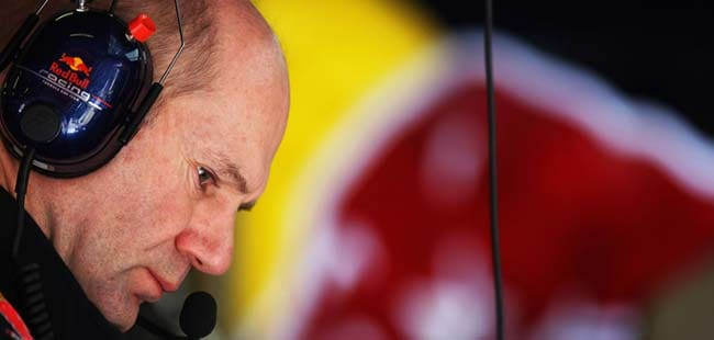 Adrian Newey to Work on New Red Bull Projects