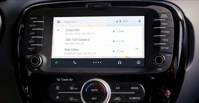 Google Aiming to Go Straight Into Car With Next Android