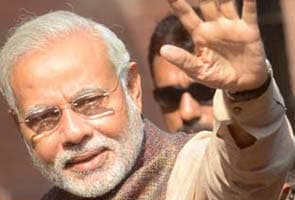 Narendra Modi Ne 29vein Raajya Ke Roop Mein Telangaana Ka Kiya Svaagat