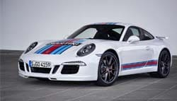 Porsche Unveils 911 S Martini Racing Edition to Celebrate Le Mans Return