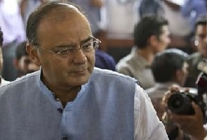 File photo of Finance Minister Arun Jaitley