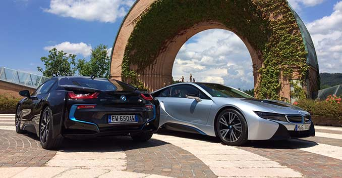 Bmw I8 Hybrid Sports Car Launched Priced At Rs 2 29