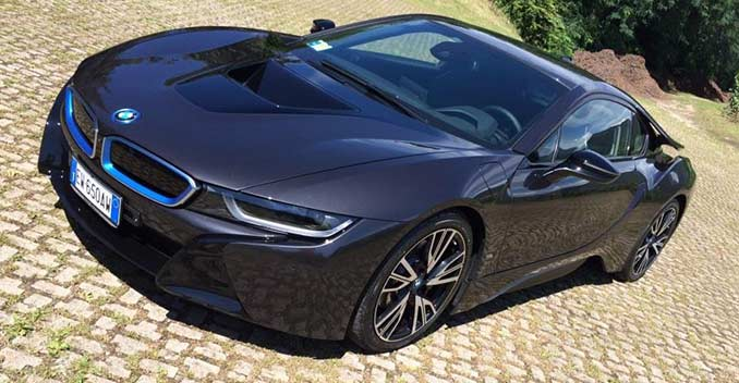 Bmw I8 Hybrid Sports Car India Launch In February Ndtv