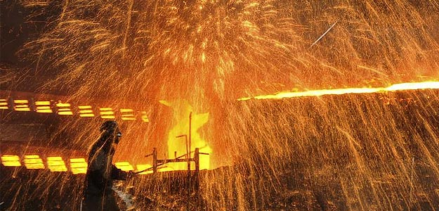 L&T, Bhel Gain After Robust HSBC PMI Manufacturing Data