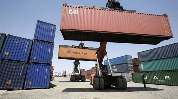 December Trade Deficit Shrinks 44% on Month