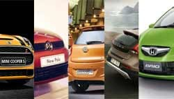 Top 5 Funky Hatchbacks in India