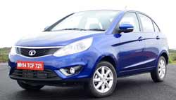 Tata Zest Beats Honda Amaze in Sales for the 2nd Consecutive Month