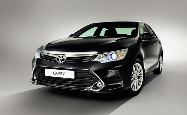 new toyota camry hybrid to launch on april 30 2015   ndtv