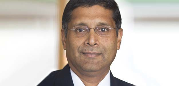 A file photo of Arvind Subramanian.