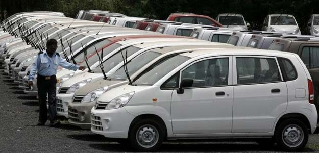 Domestic Car Sales Rise 15.26% in December