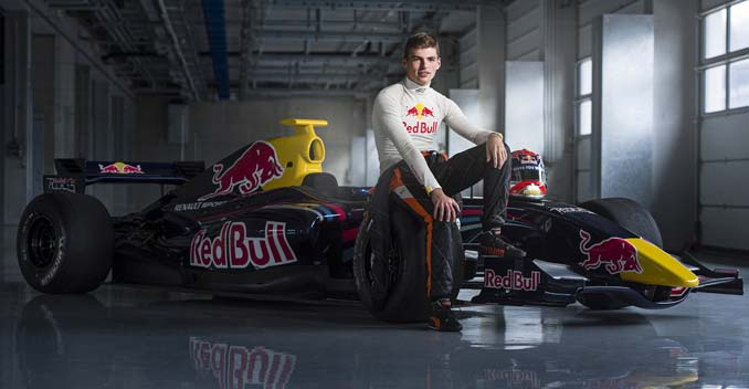 max verstappen to become the youngest driver in f1 history ndtv carandbike. Black Bedroom Furniture Sets. Home Design Ideas