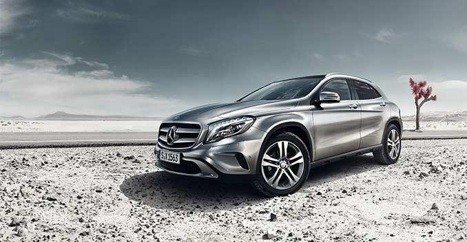 Mercedes Benz Service Loan Car