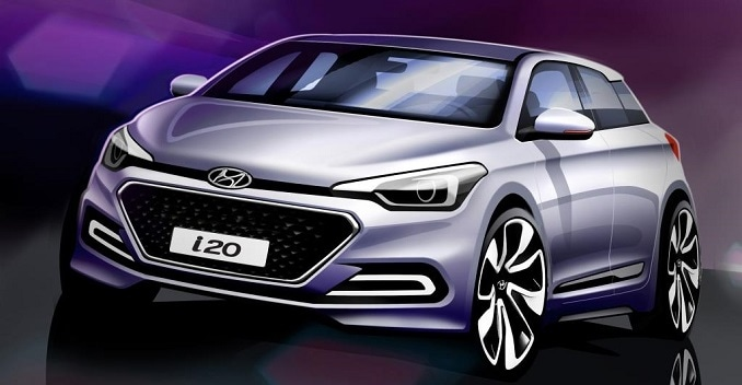 New Hyundai 'Elite i20' Revealed; Launch on August 11, 2014