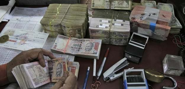 Rupee Edges Higher, Dollar Sale by Exporters Help
