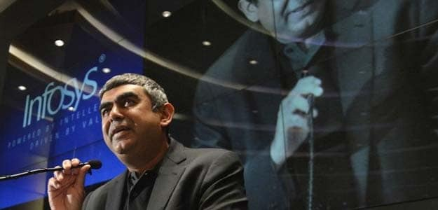 Infosys Extends Vishal Sikka's Term as CEO by 2 Years