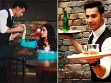 In <i>ABCD</i> 2 Stills, Varun Dhawan Waits on Shraddha Kapoor