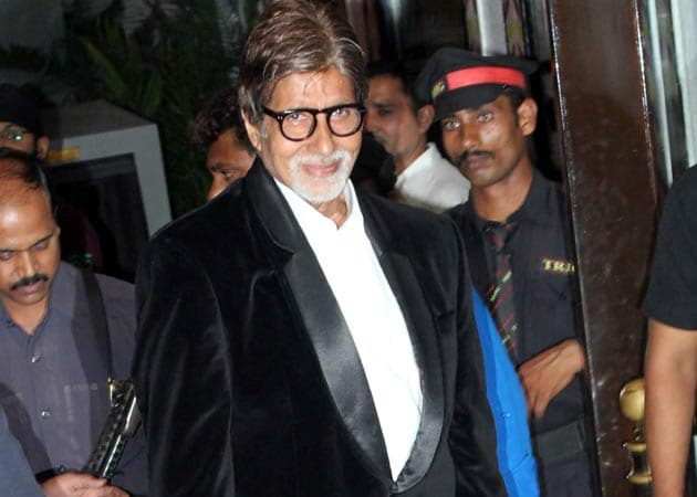 Minister Evades Questions on Amitabh Bachchan's Presence at International Film Festival of India