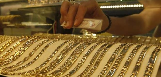 Gold Drops by Rs 100 on Low Demand, Global Cues