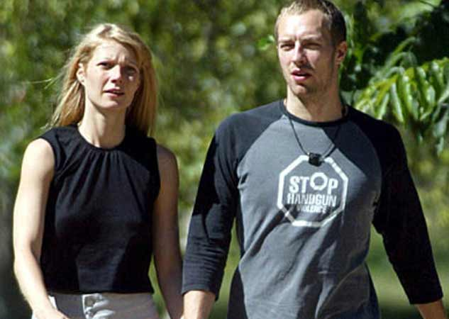 Gwyneth Paltrow Celebrates Birthday With Chris Martin?