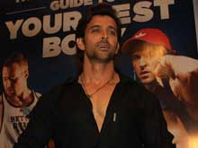 Hrithik Roshan: <i>Bang Bang</i> Was the Easiest Film Despite Personal Problems