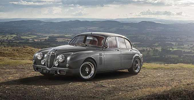 here 39 s ian callum 39 s one off modernized jaguar mk2 ndtv carandbike. Black Bedroom Furniture Sets. Home Design Ideas