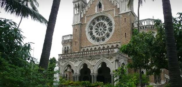 University of Mumbai is one of the oldest universities in India. It was established in 1857.