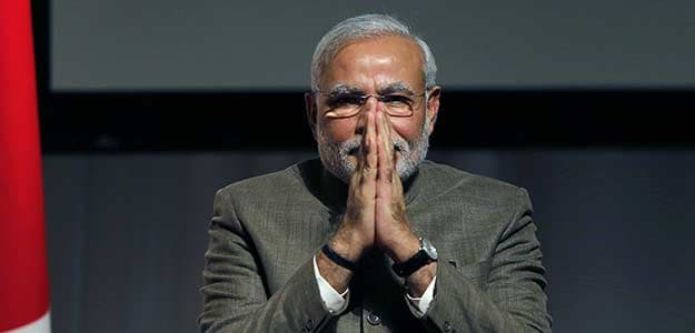 A file photo of Prime Minister Narendra Modi