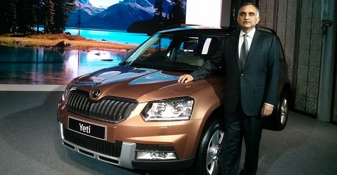 New Skoda Yeti 2014 Price In Egypt | Autos Weblog