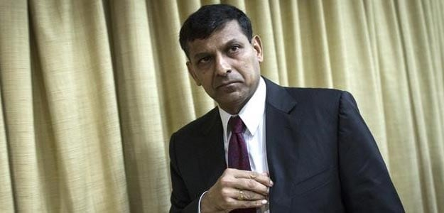A file photo of RBI chief Raghuram Rajan