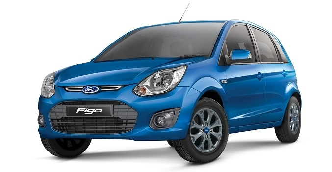Ford Figo (old-gen)